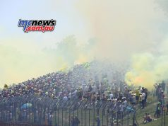 Mugello's electric atmosphere - Image by AJRN