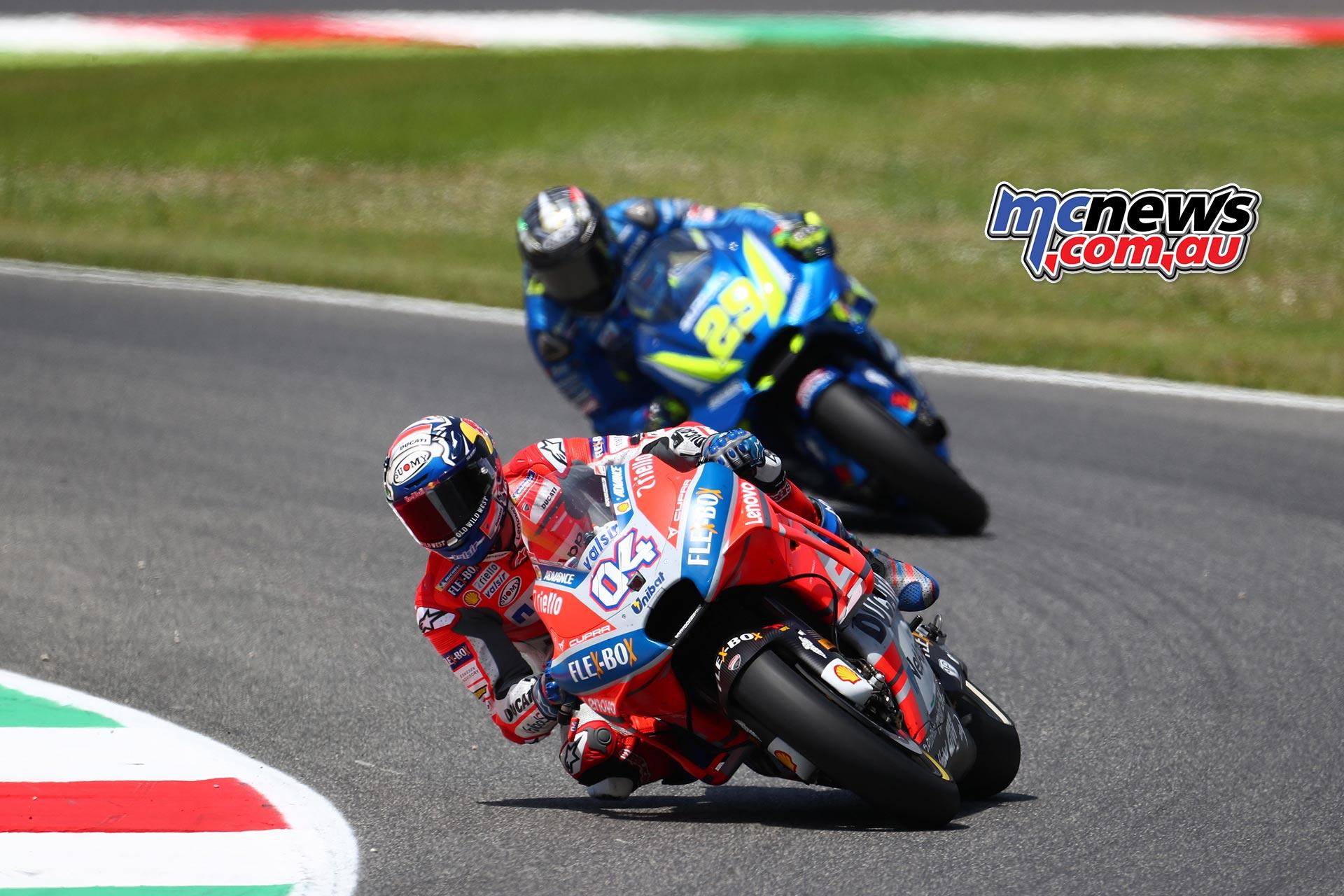 Andrea Dovizioso - Mugello MotoGP 2018