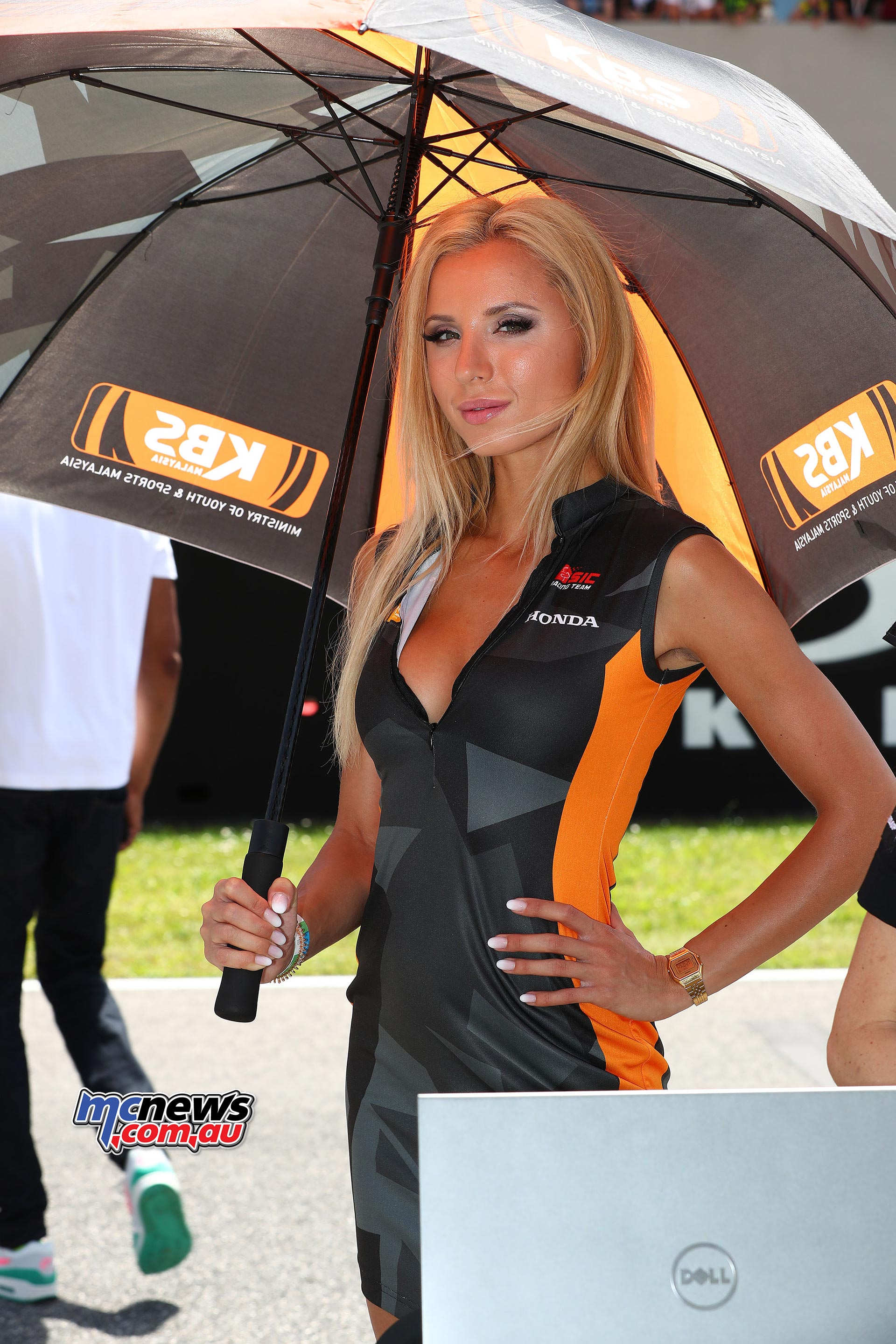 2018 Mugello MotoGP | Grid Girls | Gallery B | MCNews.com.au