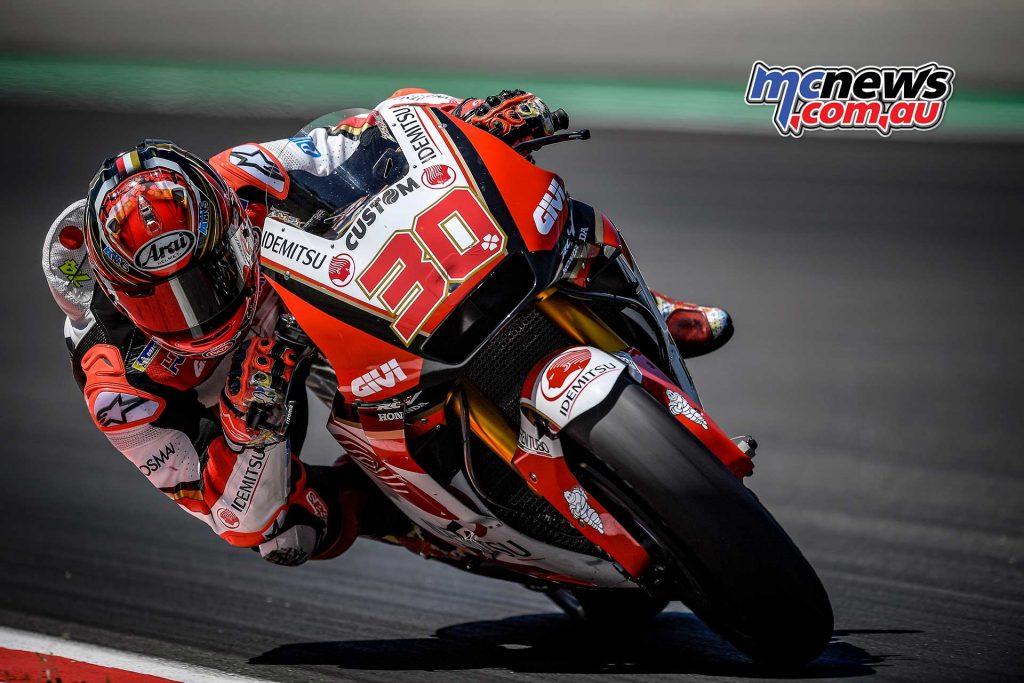 Catalunya MotoGP Test