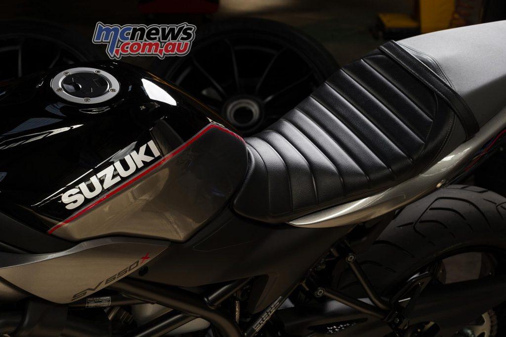 Suzuki SVX TBG