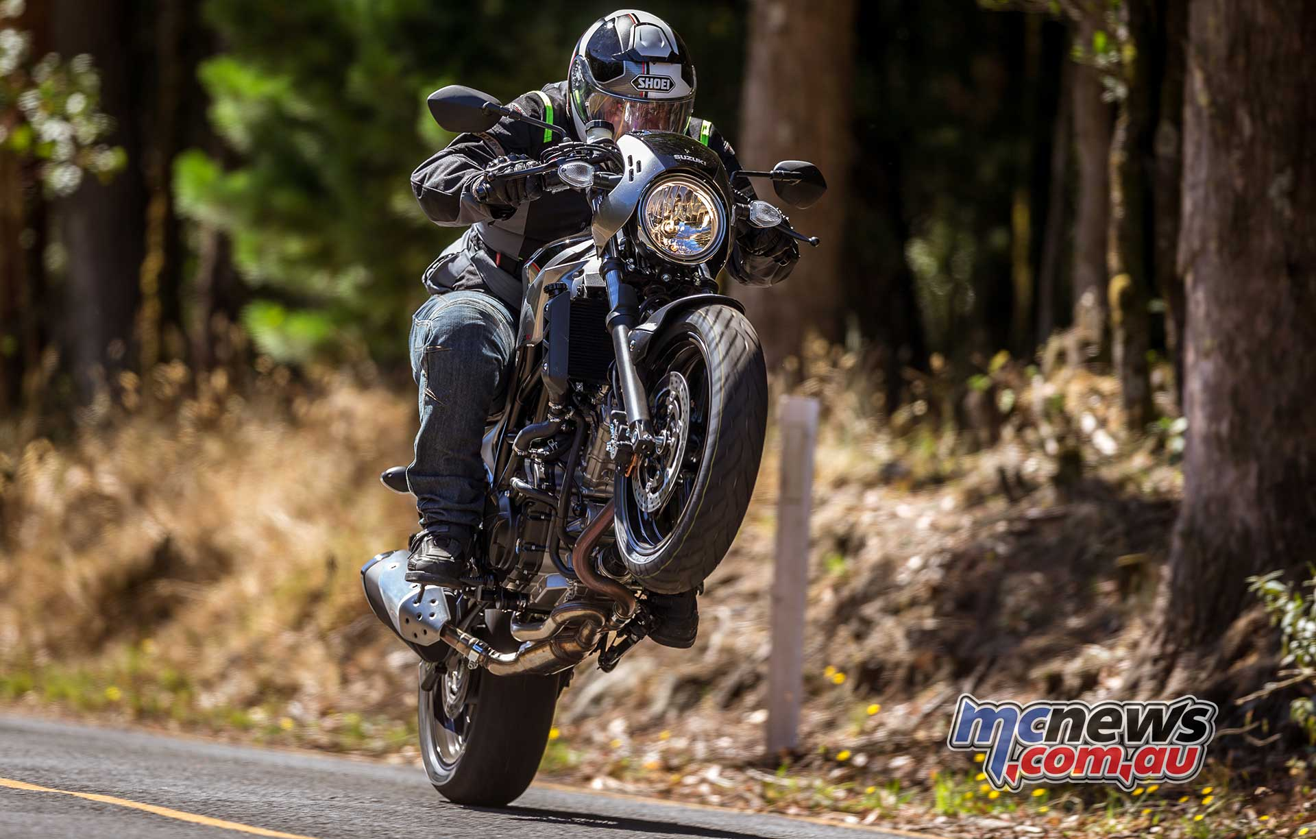 Groovy 2018 Suzuki Sv650X Review Motorcycle Test Mcnews Com Au Pdpeps Interior Chair Design Pdpepsorg
