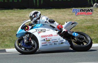 Michael Rutter - TT Zero