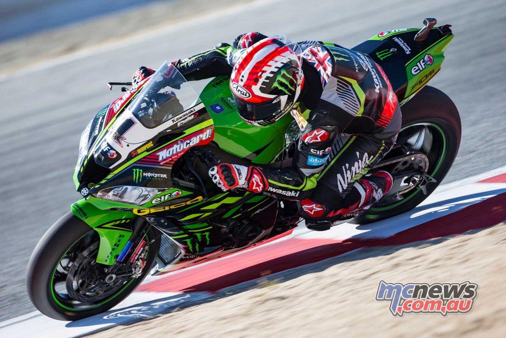 WSBK Laguna Seca Race Rea ImageSnap