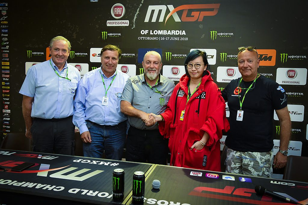 2019 MXGP round in Hong Kong announced