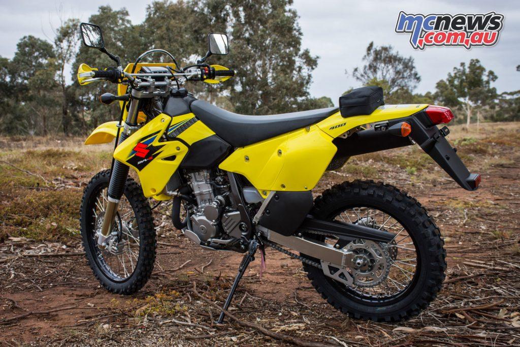 2019 Suzuki DR-Z400E