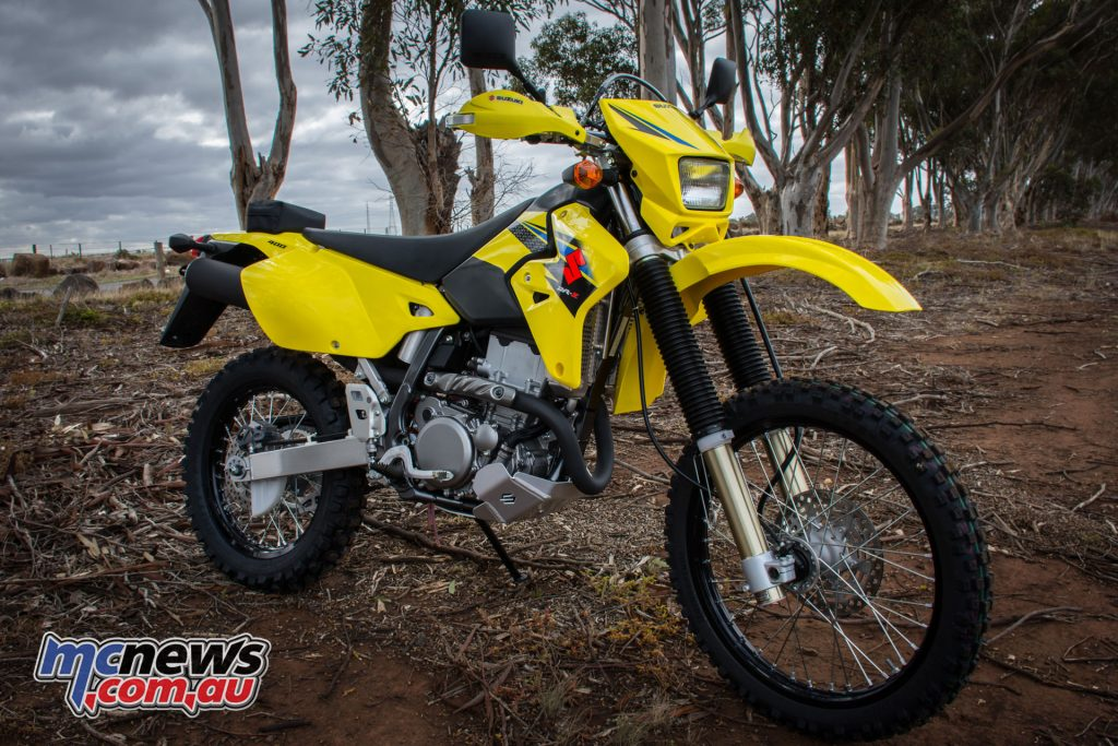 2019 Suzuki DR-Z400E is now available from Australian dealerships