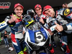 Josh Hook and F.C.C. TSR Honda win 8H of Oschersleben