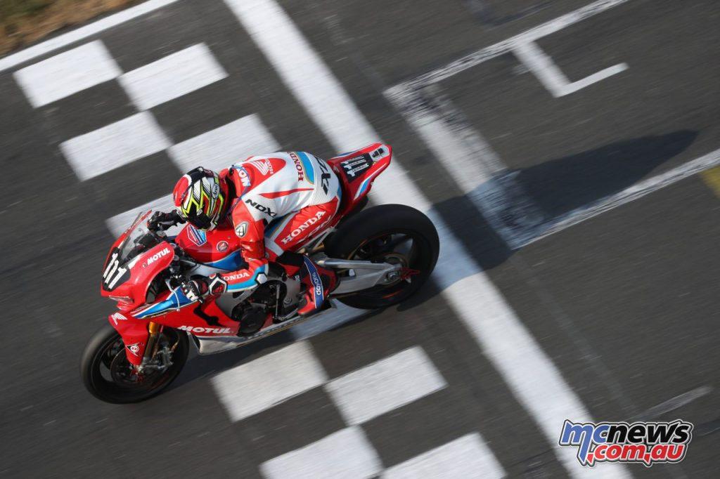 Honda Endurance Racing - 8H of Oschersleben