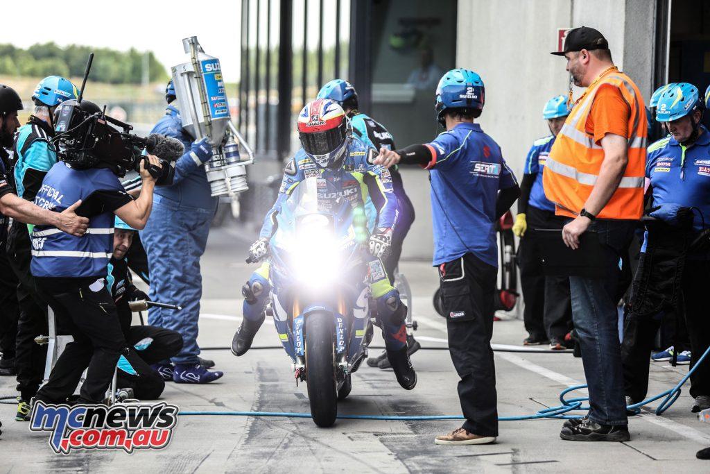 Suzuki Endurance Racing Team - 8H of Oschersleben