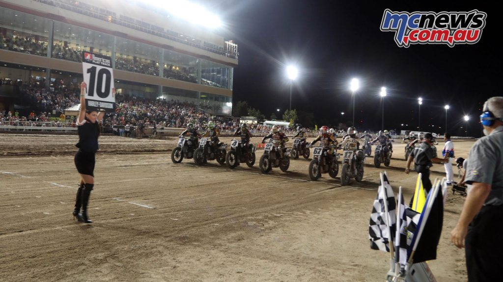 AFT Twins line-up for the Main Event - OKC Miles Oklahoma - AFT 2018