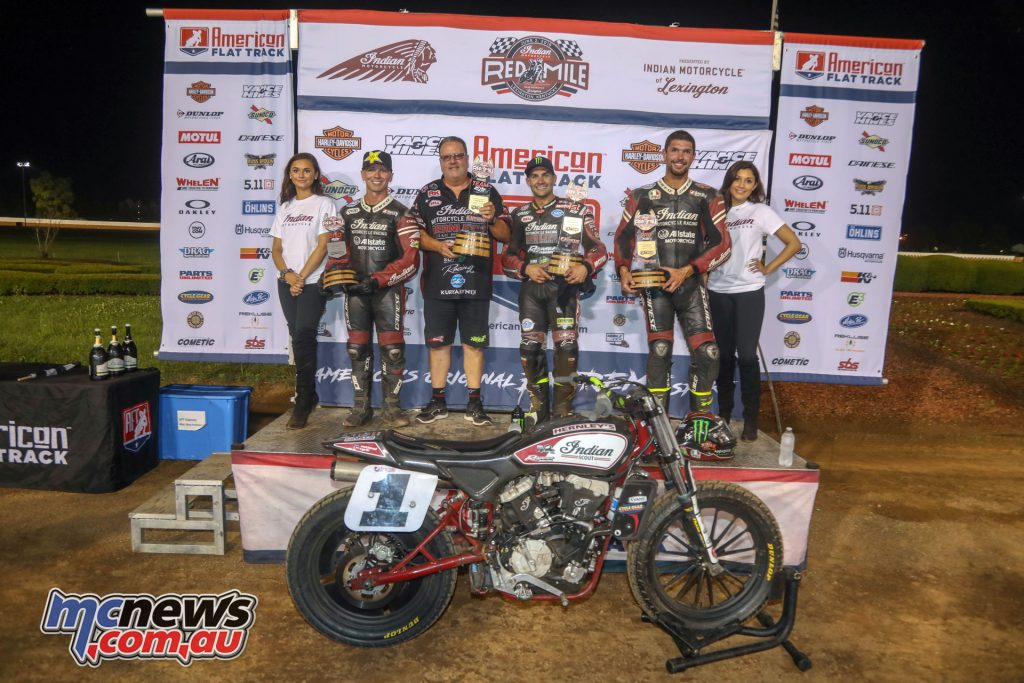 Twins Main Event Podium - 2018 AFT Twins - Red Mile