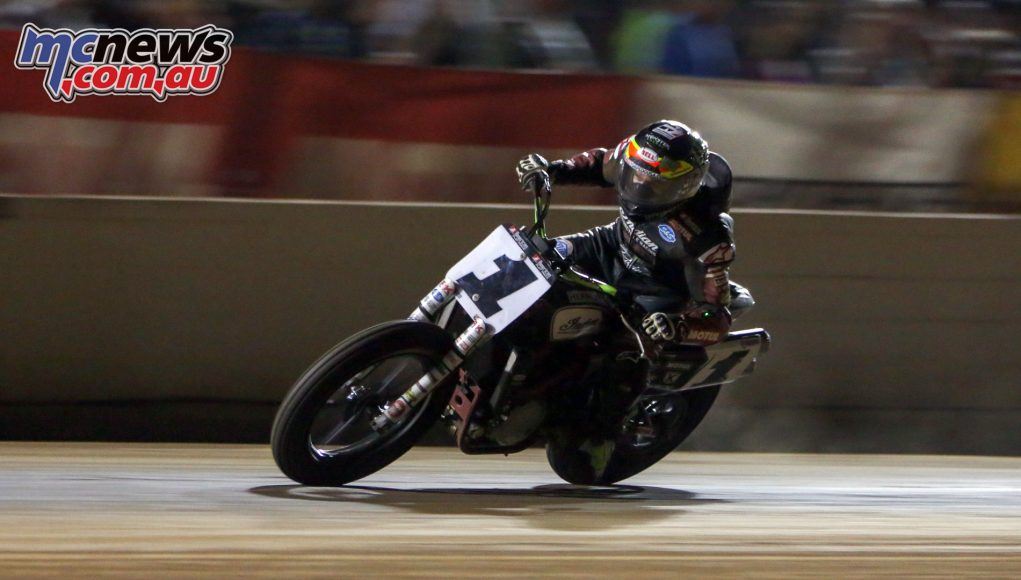 Jared Mees wins the AFT Red Mile - Round 7, 2018