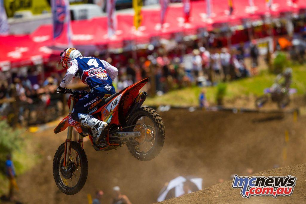AMA Motocross Round 3 at Lakewood - Blake Baggett