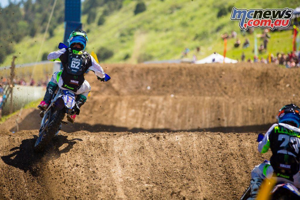 AMA Motocross Round 3 at Lakewood - Justin Cooper