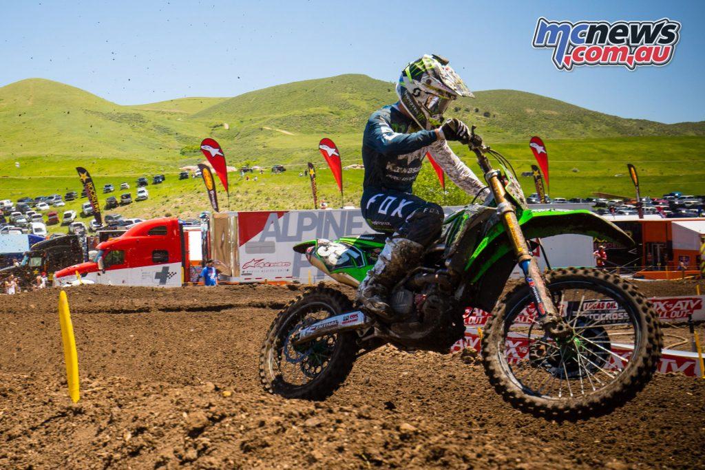 AMA Motocross Round 3 at Lakewood - Austin Forkner
