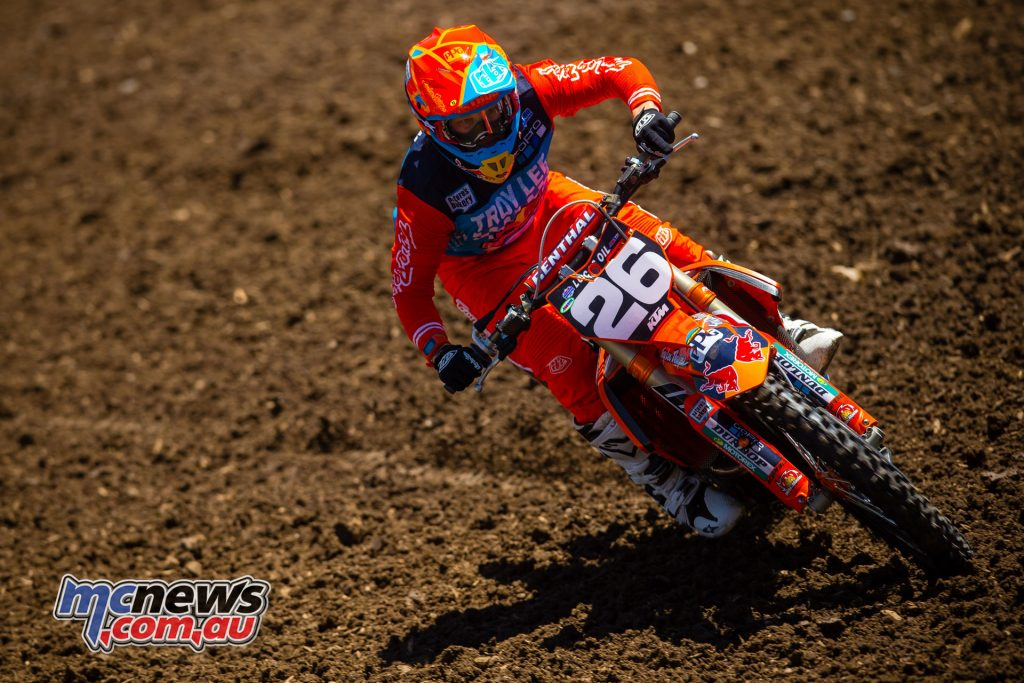AMA Motocross Round 3 at Lakewood - Alex Martin