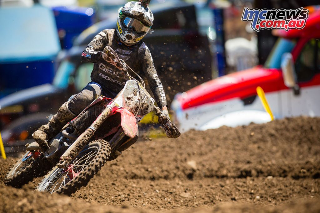 2018 Pro Motocross Championship - Round 3 Lakewood - Jeremy Martin