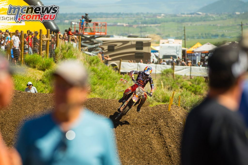 AMA Motocross Round 3 at Lakewood - Marvin Musquin