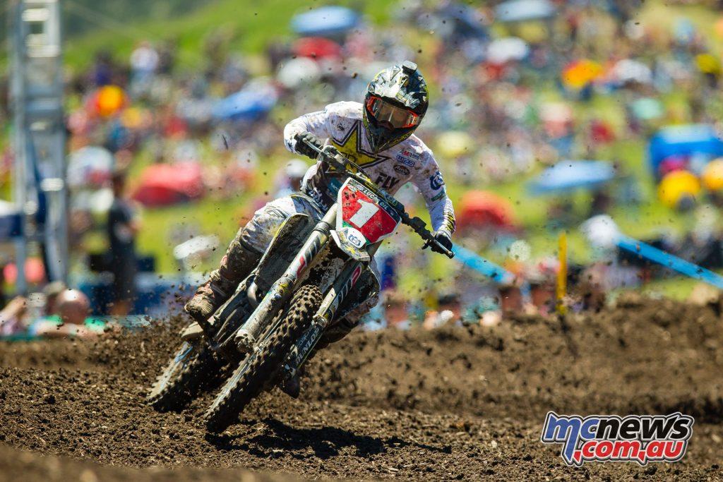 AMA Motocross Round 3 at Lakewood - Zach Osborne