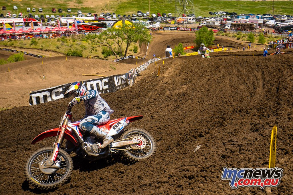 AMA Motocross Round 3 at Lakewood - Ken Roczen