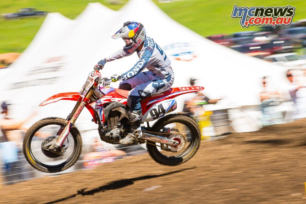 2018 Pro Motocross Championship - Round 3 Lakewood - Ken Roczen