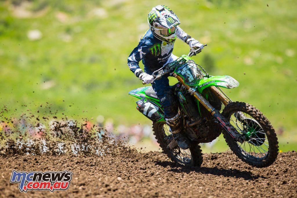 AMA Motocross Round 3 at Lakewood - Joey Savatgy