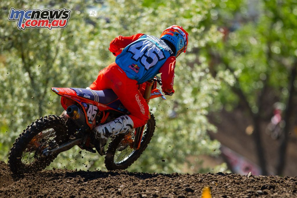 AMA Motocross Round 3 at Lakewood - Jordon Smith
