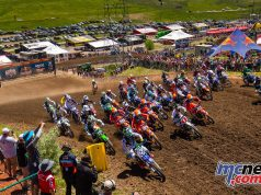 AMA Motocross Round 3 at Lakewood - 250MX Start