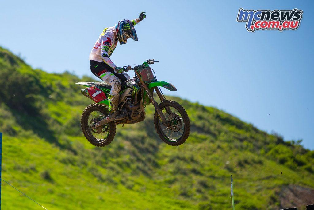 AMA Motocross Round 3 at Lakewood - Eli Tomac
