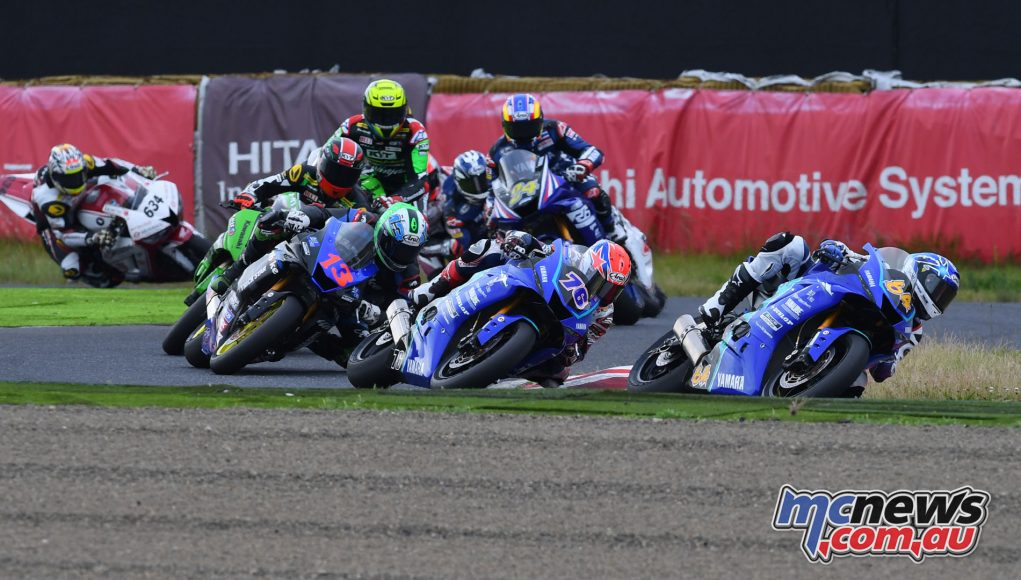 ARRC Round 3 head to Suzuka