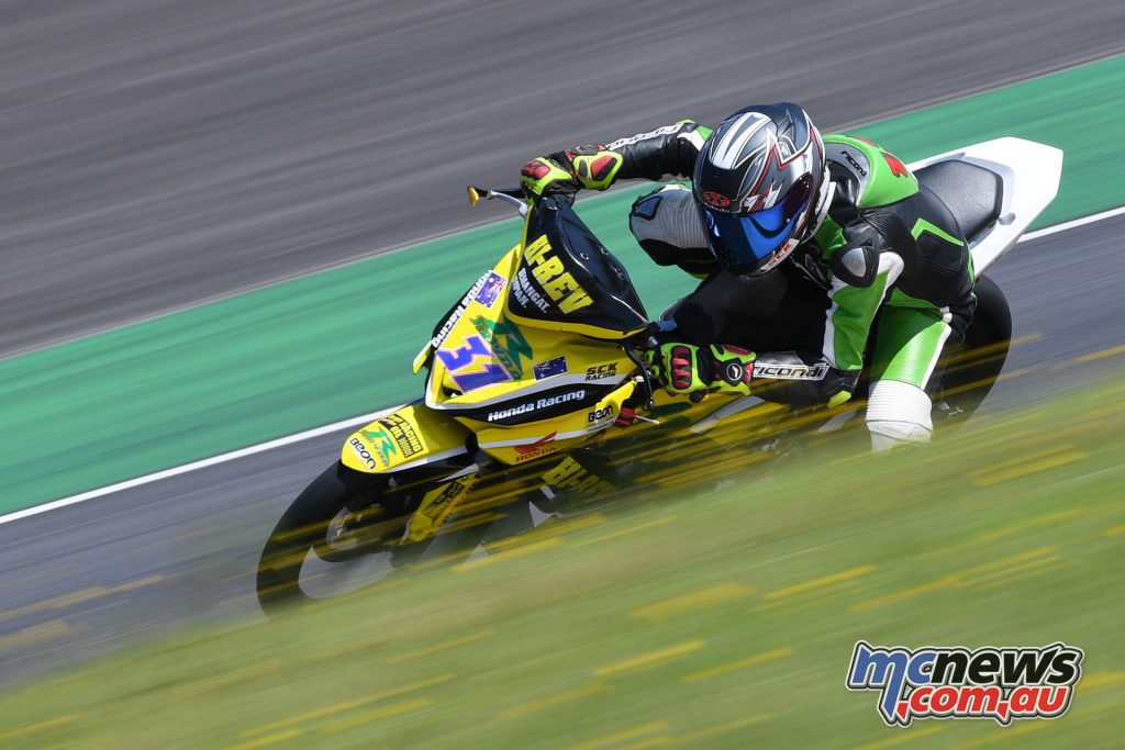 ARRC 2018 - Round 3 Suzuka - Travis Hall