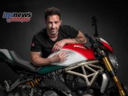 Ducati Monster Anniversario Dovi