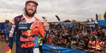 Toby Price wins Finke Desert Race 2018