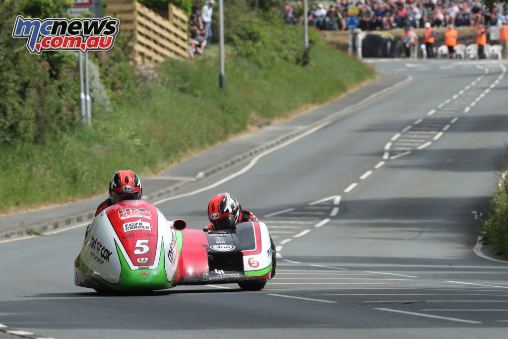 Tim Reeves/Mark Wilkes - Image by Dave Kneen