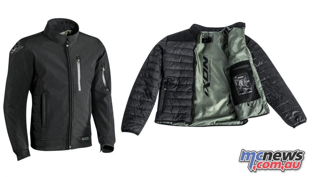 Ixon Soho Winter Jacket - Available from $379.95 RRP