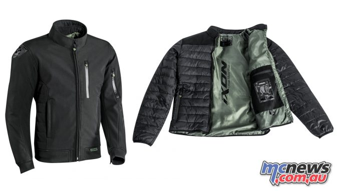 Ixon Soho Winter Jacket - Available from $379.95 RRP