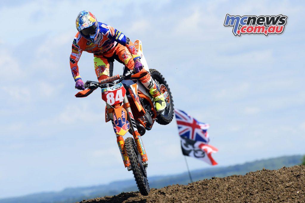 2018 MXGP - Britain, Round 9 - Jeffrey Herlings