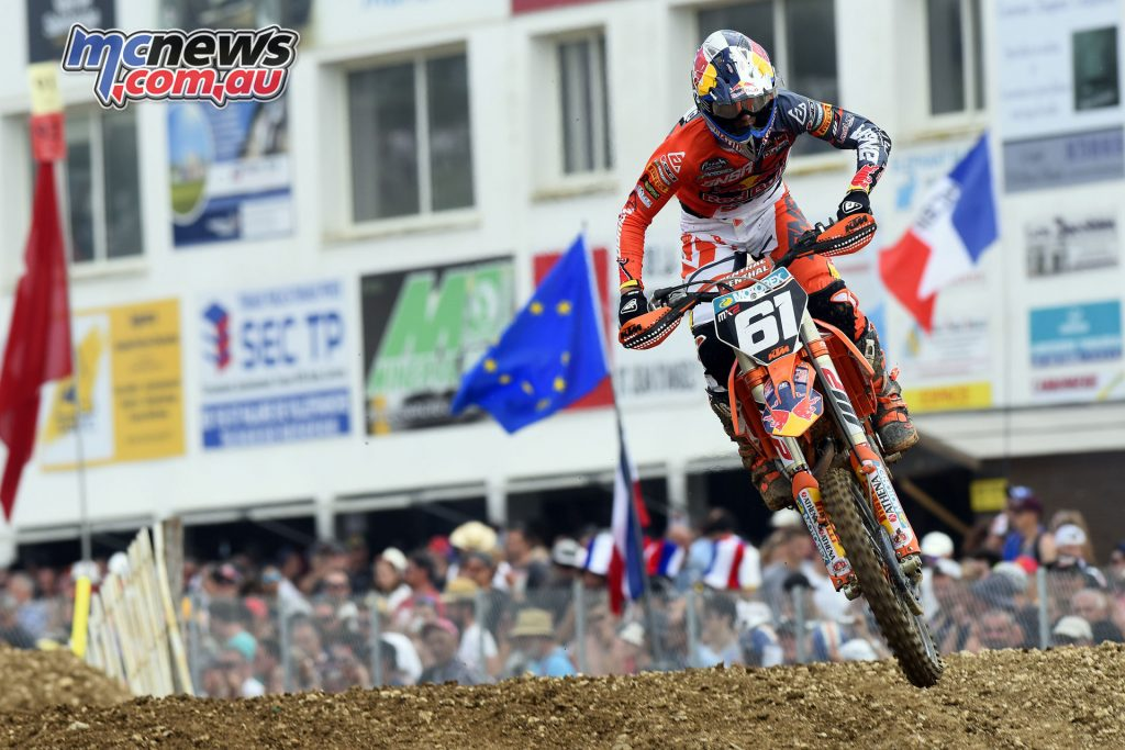 MXGP of France 2018 - Jorge Prado