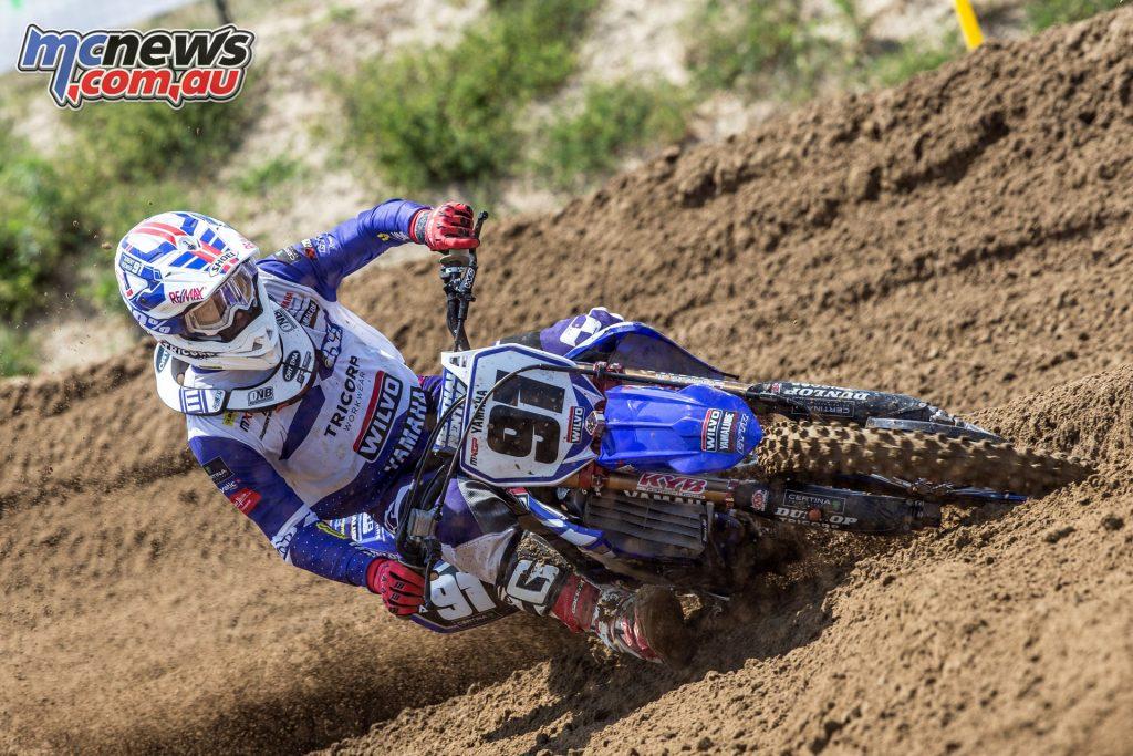 MXGP 2018 - Lombardia Round 11 - Jeremy Seewer