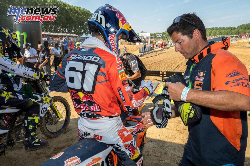 MXGP 2018 - Lombardia Round 11 - Jorge Prado