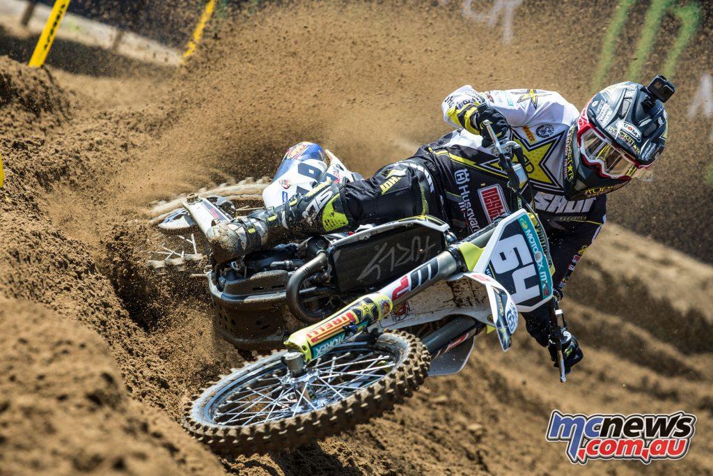 MXGP 2018 - Lombardia Round 11 - Thomas Covington