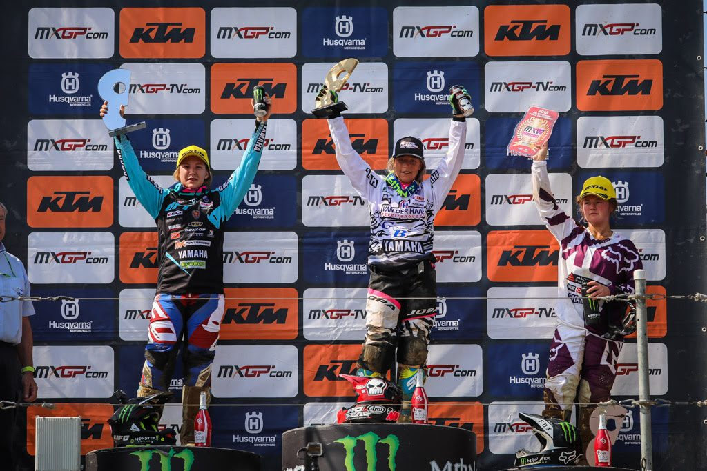 WMX Overall Top 3 - Lombardia 2018