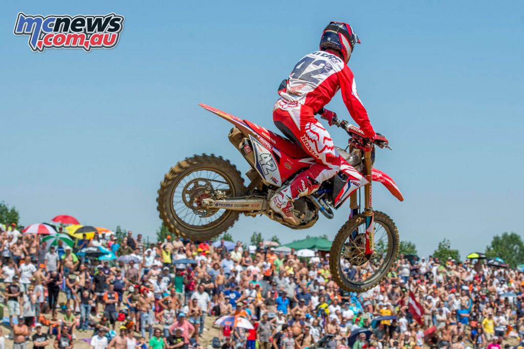 MXGP 2018 - Lombardia Round 11 - Todd Waters - Image by Bavo