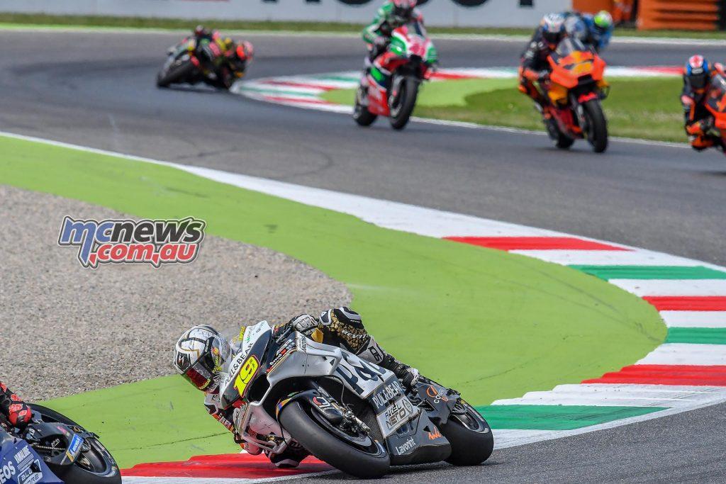 Alvaro Bautista - Mugello MotoGP 2018