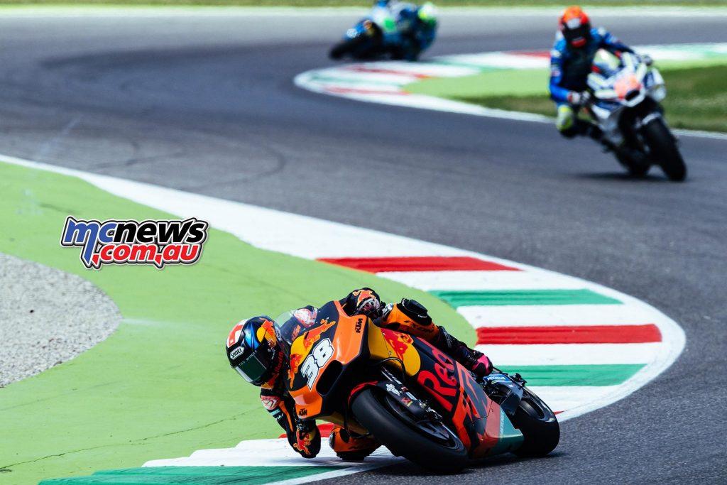 Bradley Smith - Mugello MotoGP 2018