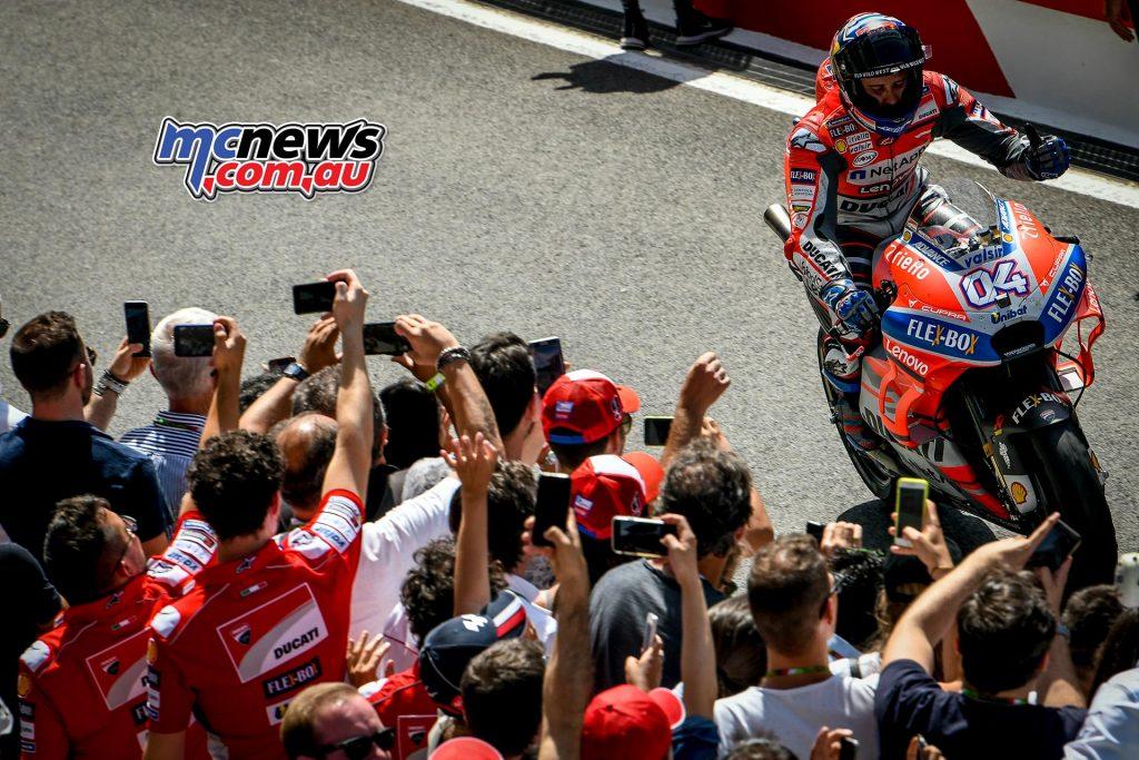 Mugello MotoGP - Andrea Dovizioso
