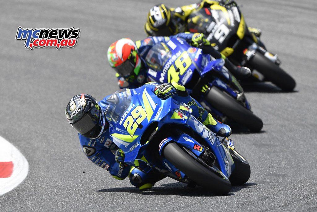 Mugello MotoGP - Andrea Iannone
