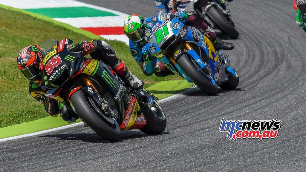 Syahrin - Mugello MotoGP 2018