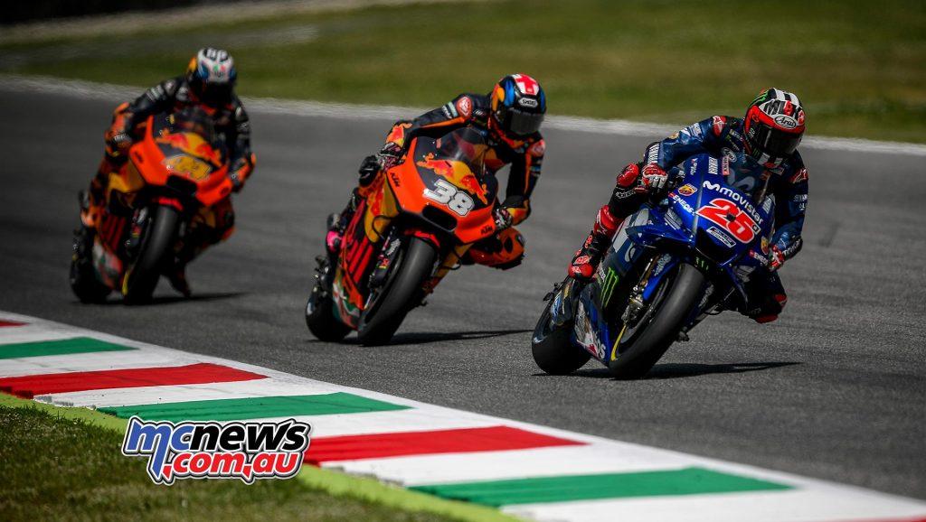 Maverick Vinales - Mugello MotoGP 2018